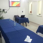  Sala riunioni (30mq) con schermo 50&#39;&#39;