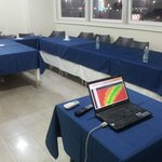  La sala  disponibile per riunioni / colloqui privati
