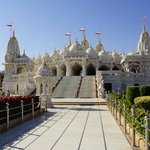 Shree Swaminarayan Temple Bhuj