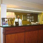  Firendly front desk