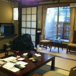 Traditional Ryokan Rooms