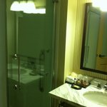  Washroom and amenities