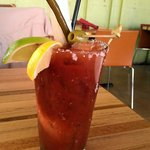 Saturday morning Bloody Mary