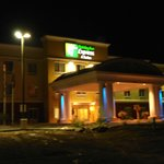 Foto de Holiday Inn Express & Suites Alpine Southeast