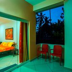 Orange Suite - View from Balcony