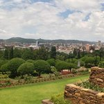 view from union buildings