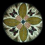 Wounaan Basketry: Woven Plates