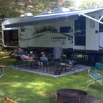 Foto van Winhall Brook Campground