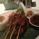  Sate Campur