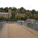  tontine Hotel from deck of Iron Bridge