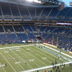 CenturyLink Field for Seahawks Game
