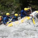 Crazy Water Rafting