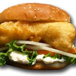  Deep Fry Fish Sandwich
