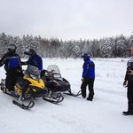  full service snowmobiling!