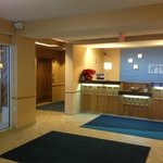 Holiday Inn Express Hudson-I-94 resmi