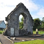  Old friary ruins behind the B&amp;B