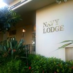 Navy Lodge Main Bldg