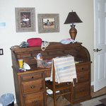 Desk in room Sister & I shared