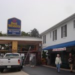 Photo de BEST WESTERN Mt. Vernon Inn