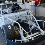 The body lifts up and down on to the chassis every couple of minutes.