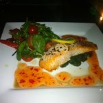 Salmon Starter or Lunch