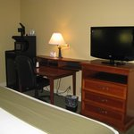 King Room -- Holiday Inn Express, Conover, NC