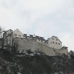 The castle in Lichtenstein
