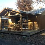 Photo de Albirondack Camping Lodge & Spa
