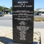 The Monument to a Century of Flight