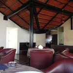  Restaurant with unusual open roof vent