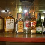  MiniBar at room