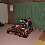 room (and kotatsu!)