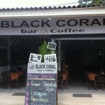 Black Coral Bar & Coffee Foto