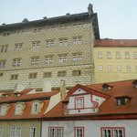 Prague's Castle just outside!