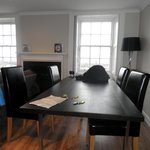 Dining table at the hall - sitting / dining / kitchen