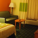Bilde fra Fairfield Inn & Suites Mount Vernon Rend Lake