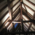 Roof With a View ceiling