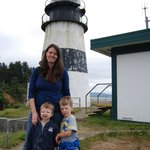 Awesome lighthouse hike near the Lewis & Clark museum. Both are must visits - 5 min away