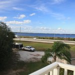  Looking over the lake in Sebring from room