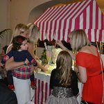 The very busy, very popular candy bar!