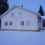 """Christmas cottage"" double: 2 appts pour 8 personnes"