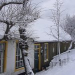 Front side B&B winter