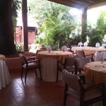  area del restaurant