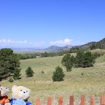 Collegiate Peaks Scenic Overlook