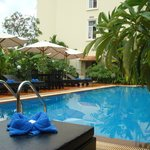 Siem Reap Evergreen Swimming Pool