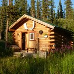 Foto van Little Atlin Lodge