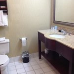 Foto de Hampton Inn Palm Beach Gardens