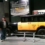 "Cab from the movie, ""It's A Wonderful Life""!"