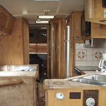 Inside of same horrible RV