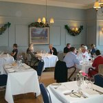 The Dining Room at Washingborough Hall Country Hotel